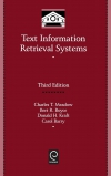 Jacket Image For: Text Information Retrieval Systems