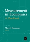 Jacket Image For: Measurement in Economics