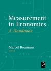 Jacket Image For: Measurement in Economics