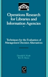 Jacket Image For: Operations Research for Libraries and Information Agencies