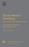 Jacket Image For: Social Welfare Spending
