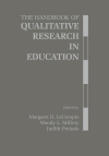 Jacket Image For: The Handbook of Qualitative Research in Education