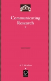 Jacket Image For: Communicating Research