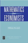 Jacket Image For: Mathematics for Economists
