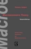Jacket Image For: Macroeconomic Theory