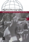 Jacket Image For: Applied Demography