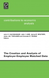 Jacket Image For: The Creation and Analysis of Employer-employee Matched Data