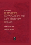 Jacket Image For: Elsevier's Dictionary of Art History Terms