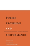 Jacket Image For: Public Provision and Performance