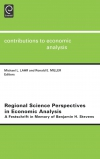 Jacket Image For: Regional Science Perspectives in Economic Analysis
