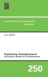 Jacket Image For: Explaining Unemployment
