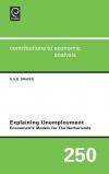 Jacket Image For: Explaining Unemployment