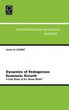 Jacket Image For: Dynamics of Endogenous Economic Growth