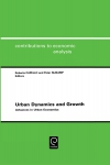 Jacket Image For: Urban Dynamics and Growth