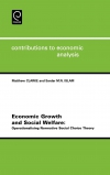 Jacket Image For: Economic Growth and Social Welfare