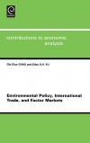 Jacket Image For: Environmental Policy, International Trade and Factor Markets
