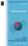 Jacket Image For: National Security