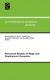 Jacket Image For: Structural Models of Wage and Employment Dynamics