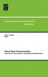 Jacket Image For: Panel Data Econometrics