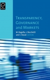 Jacket Image For: Transparency, Governance and Markets