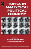 Jacket Image For: Topics in Analytical Political Economy