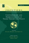 Jacket Image For: Contemporary and Emerging Issues in Trade Theory and Policy