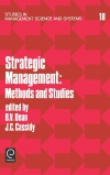 Jacket Image For: Strategic Management