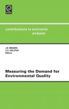 Jacket Image For: Measuring the Demand for Environmental Quality