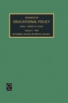 Jacket Image For: ADVANCES IN EDUCATIONAL POLICY
