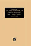 Jacket Image For: Advances in Collection development and resource management