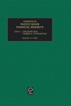 Jacket Image For: Advances in Pacific Basin Financial Markets