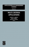 Jacket Image For: Multi-Criteria Applications