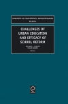 Jacket Image For: Challenges of Urban Education and Efficacy of School Reform