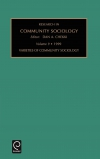Jacket Image For: Varieties of Community Sociology