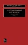 Jacket Image For: Citizen Responsive Government