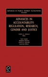 Jacket Image For: Advances in Accountability