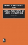 Jacket Image For: Critical Perspectives on Urban Redevelopment