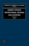 Jacket Image For: Subject-specific instructional methods and activities
