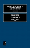 Jacket Image For: American Economics
