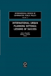 Jacket Image For: International Urban Planning Settings