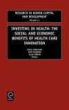 Jacket Image For: Investing in Health