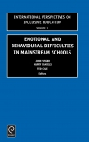 Jacket Image For: Emotional and Behavioural Difficulties in Mainstream Schools