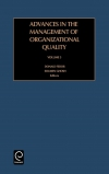 Jacket Image For: Advances in the Management of Organizational Quality