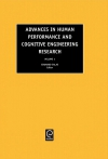 Jacket Image For: Advances in Human Performance and Cognitive Engineering Research