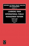 Jacket Image For: Learning from International Public Management Reform