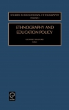 Jacket Image For: Ethnography and Education Policy