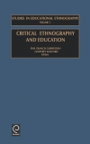 Jacket Image For: Critical Ethnography and Education