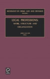 Jacket Image For: Legal Professions