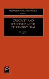Jacket Image For: Creativity and Leadership in the 21st Century Firm