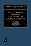 Jacket Image For: Autistic Spectrum Disorders